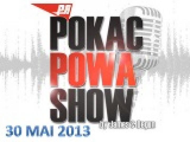 Pokac Powa Show #11 en direct