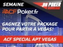 Freeroll Poker-Academie ACF Poker Tour Vegas