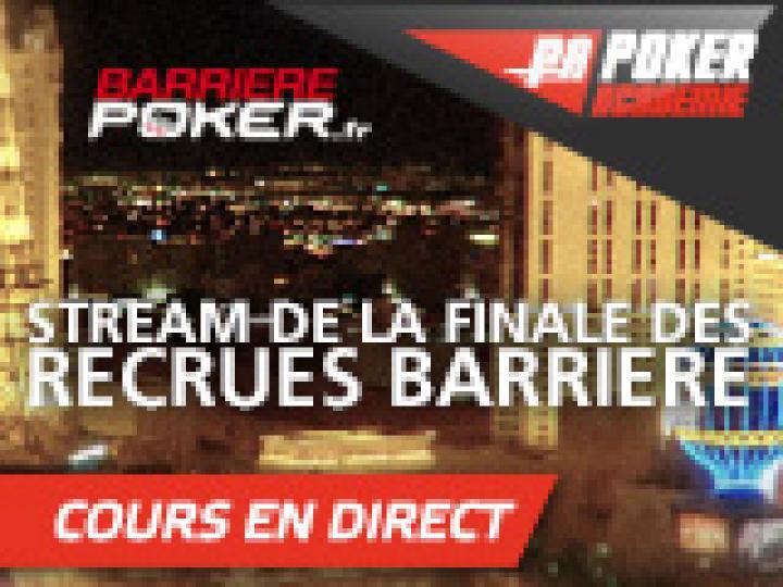 En direct ce soir: « recrues WSOP 2013»