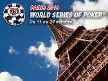 Bilan final des WSOPE 2013