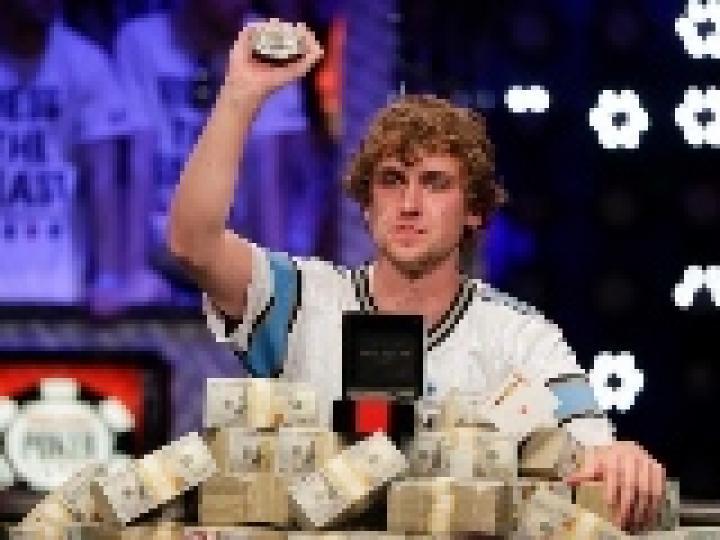 Ryan Riess champion du monde de poker - Main Event des WSOP 2013
