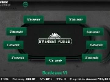 Everest Poker lance son application mobile