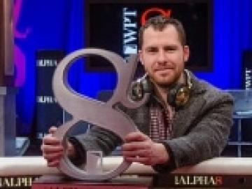 Daniel 'Jungleman' Cates vainqueur du WPT Alpha8 de Johannesburg