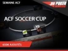 PokerAc ACFSOCCER2 - 250€ ajoutés