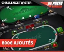 Classement Challenge Twister Low