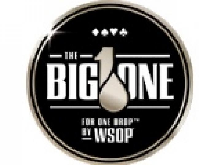 Big One For One Drop : Présentation de la table finale