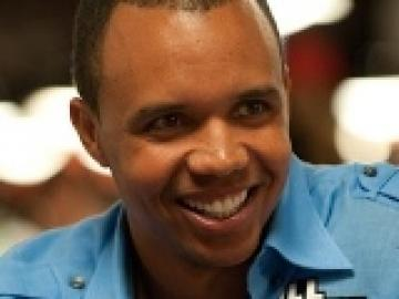 Phil Ivey chipleader du Main Event des WSOP 2014