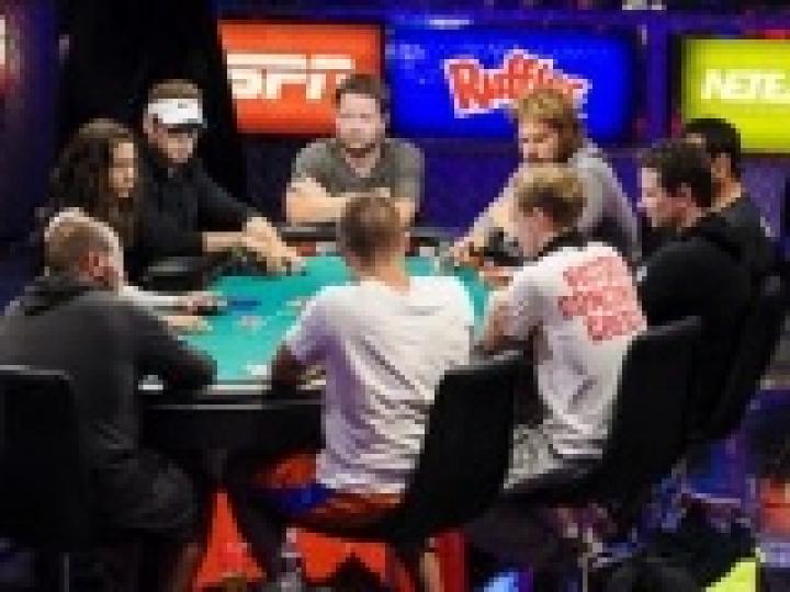 Main Event WSOP 2014 : Présentation de la table finale