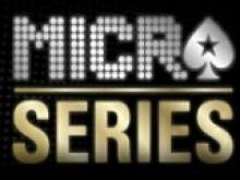 Les Micro Séries reviennent ce dimanche sur PokerStars.fr