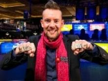 George Danzer remporte le titre de WSOP Player Of The Year 2014