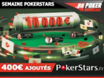 Semaine spéciale Spin&Go sur PokerStars.fr - 400€ ajoutés