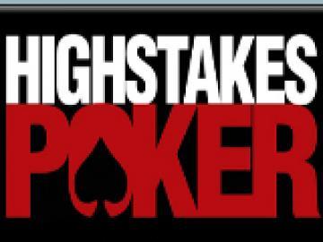 High Stake Poker : TOP 5 des plus belles mains de la semaine