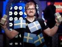 WSOP Main Event : Martin Jacobson sacré champion du monde de poker