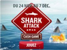 Shark Attack : 6000€ à gagner en cash game sur Everest-Betclic