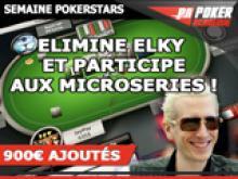 Freeroll Poker Académie vs Elky - 200€ ajoutés !