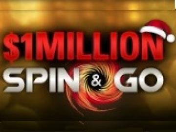 PokerStars.com : Le russe 'sss66666' remporte le premier Spin&Go à 1.000.000$