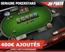 Semaine spéciale Classico sur PokerStars : 400€ ajoutés !