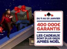 Poker Master Festival 400 000€ garantis sur Everest-Betclic !