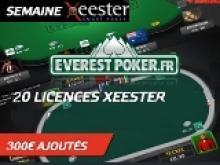 Semaine Xeester/Everest - 300€ ajoutés