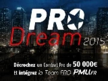 PMU Pro Dream 2015: Les 6 finalistes en lice