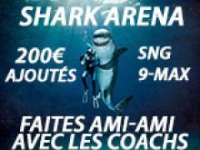 Shark Arena PA Qualif II
