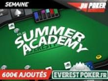 Summer Academy - 600€ à gagner sur Everest