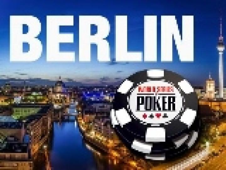 WSOPE Berlin Oktoberfest : Visionnez la table finale en direct