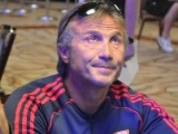 Monster Stack des WSOPE : le français Gilbert Diaz runner up