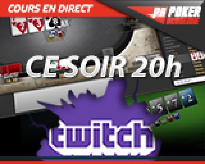 Cours en direct ce soir sur Twitch : Camilero joue les Wina Series & Scoop (day2)