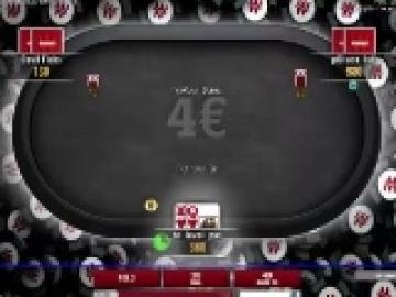 Expressos : Etude du jeu shortstack en 3 handed
