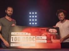 ValVegas et Romain Lewis intègrent la team pro PokerStars