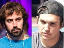 Clash entre Doug Polk et Jason Mercier