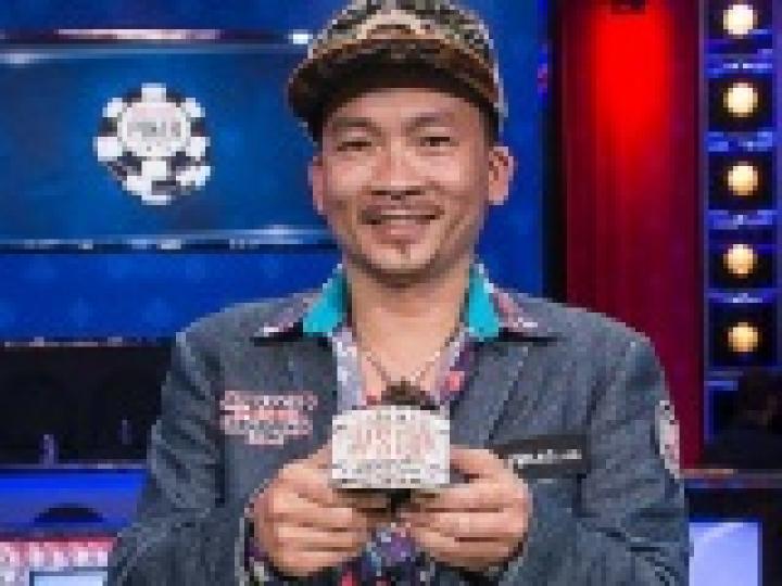 Qui Nguyen remporte le Main Event !!