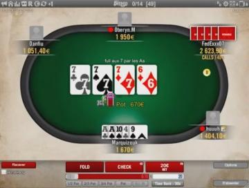 Marquizouk s'aventure sur les tables High Stakes de PLO 5 cartes