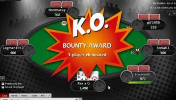 Comment s'adapter aux tournois Bounty ?