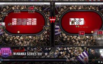 Winamax Séries XIX : Revivez la table finale du Million Event et du High Roller Million
