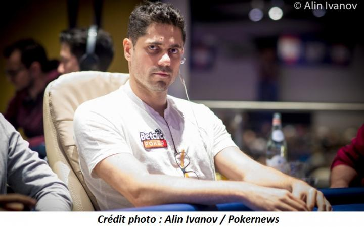 Benjamin Pollak runner up du High Roller des WSOP Europe !