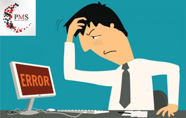 Les bulles mentales PMS sur la gestion de l'erreur : Cas 1 - Échouer c'est expérimenter
