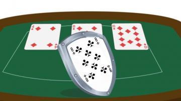 La mise de protection en cash game