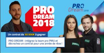 Le challenge Pro Dream de Batmax : En route vers le contrat !