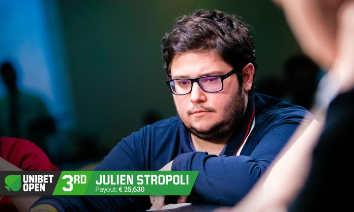 Unibet Open Malte : Interview du coach JuliAAn après sa 3ème place