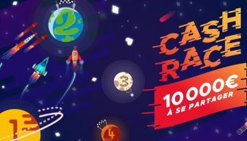 Cash Race : La nouvelle promo cash game de la rentrée sur Betclic