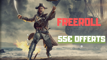 Freeroll spécial Powefest : 55€ ajoutés