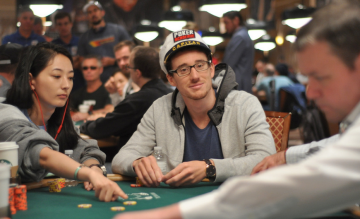 Le capitaine Benj est de retour sur Twitch (Session MTT High Stakes)