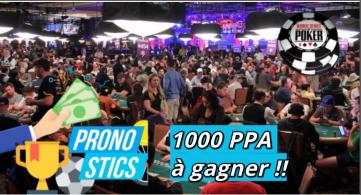 WSOP Main Event : Quel français ira le plus loin ?