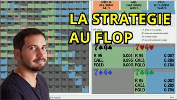 Ilares étudie la stratégie au flop sur différentes textures de board