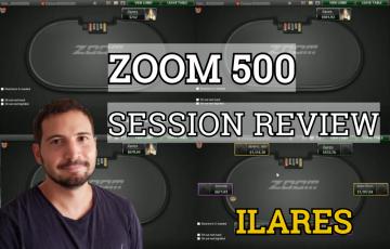 Ilares review une ancienne session de zoom 500