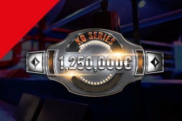 Poker Academie vous qualifie pour le Main Event des KO Séries - 3 tickets à gagner (327€)
