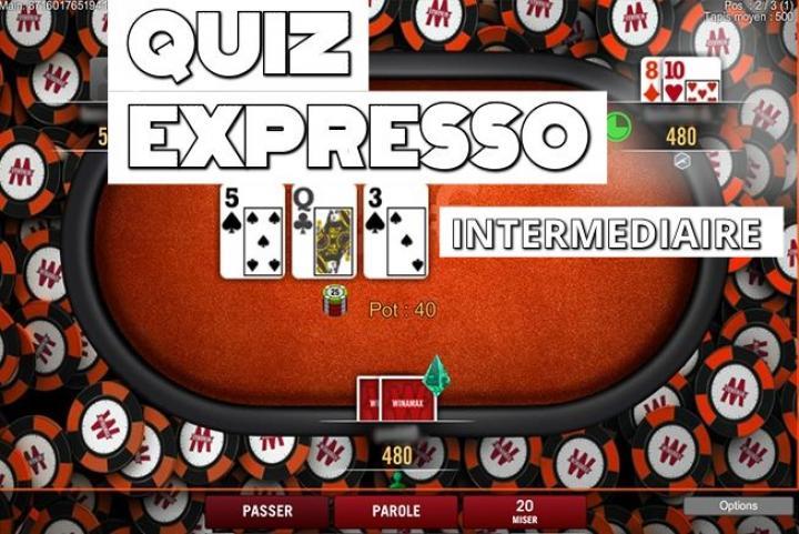 Quiz Expresso [Intermédiaire] : Avez-vous les bons réflexes ?