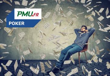 La promo rakeback d'octobre sur PMU Poker !